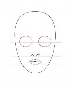 Wonderbaar Een gezicht/portret tekenen - Zelfkunstmaken.nl VZ-47