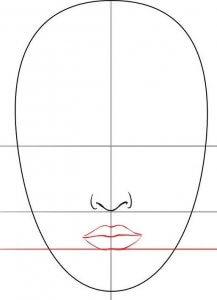 Wonderbaar Een gezicht/portret tekenen - Zelfkunstmaken.nl HX-86